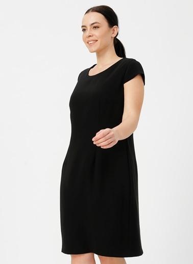 Ekol Ekol Siyah Elbise Siyah